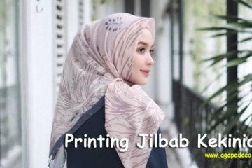 Printing Jilbab Kekinian